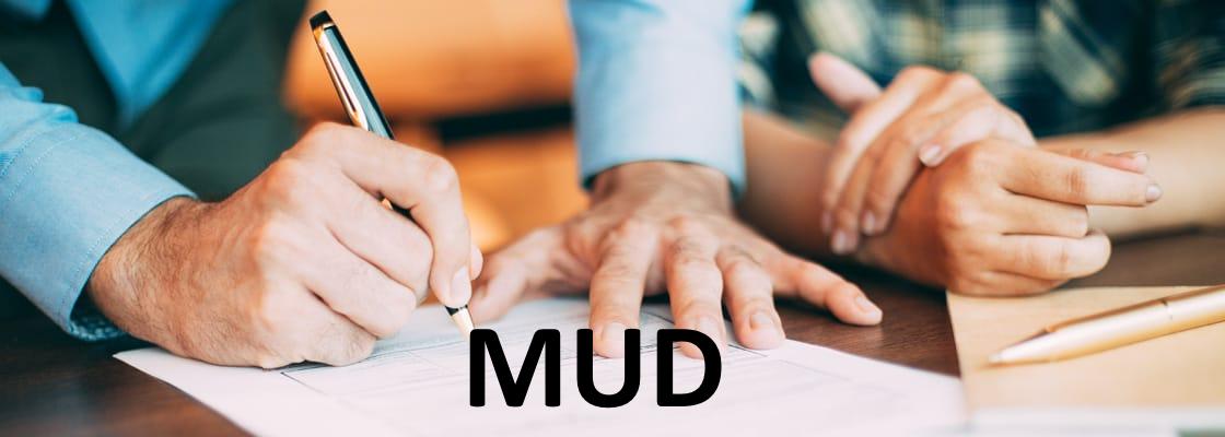 ARTICOLAZIONE DEL MODELLO UNICO DI DICHIARAZIONE AMBIENTALE (MUD)