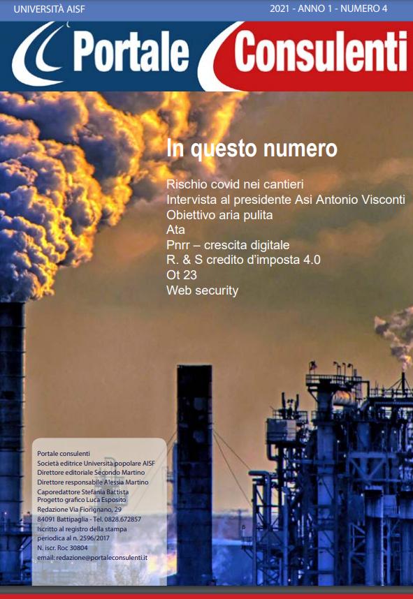 2021 - ANNO 1 - NUMERO 4