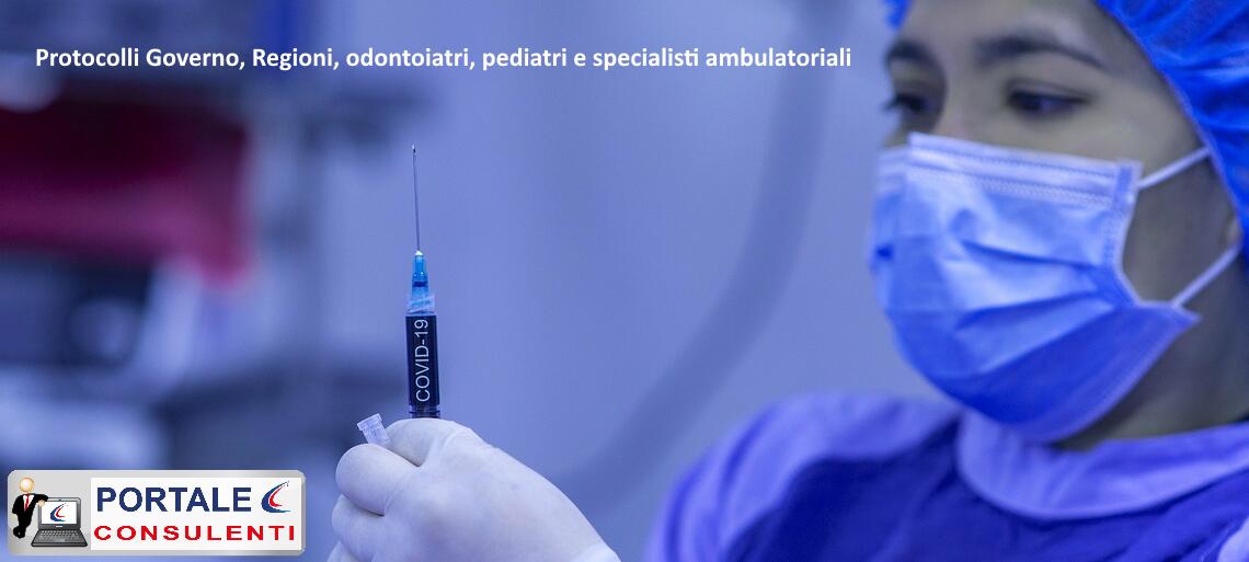 medici specialisti ambulatoriali e gli odontoiatri