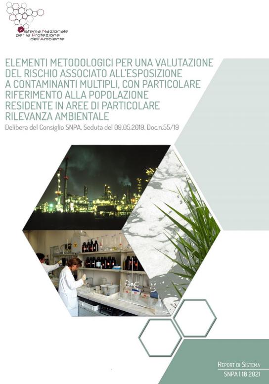 rete per la protezione dell'ambiente e disciplina dell'Istituto superiore per la protezione e la ricerca ambientale