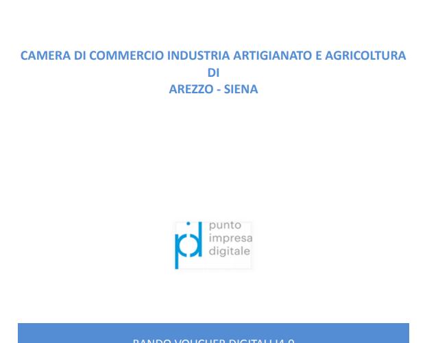 Bando Voucher digitali I4.0 2021