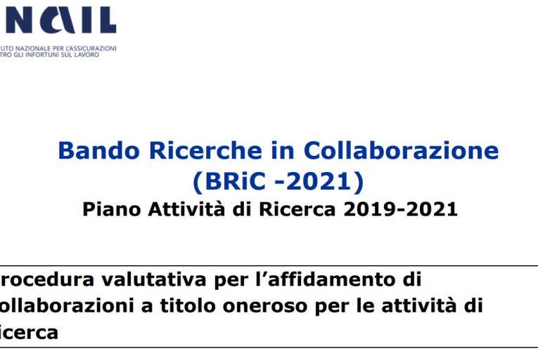 Bando Bric 2021