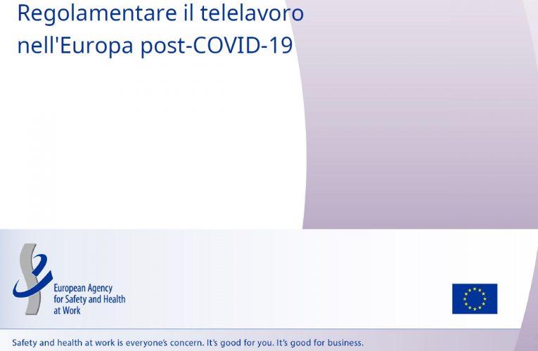 COVID e Telelavoro