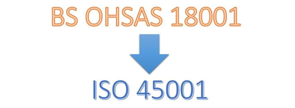 L'acronimo OHSAS sta per