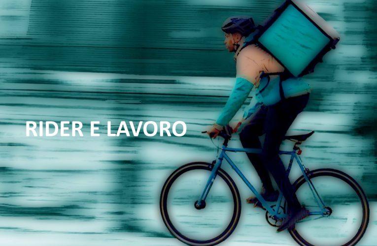 Rider. Quale Lavoro