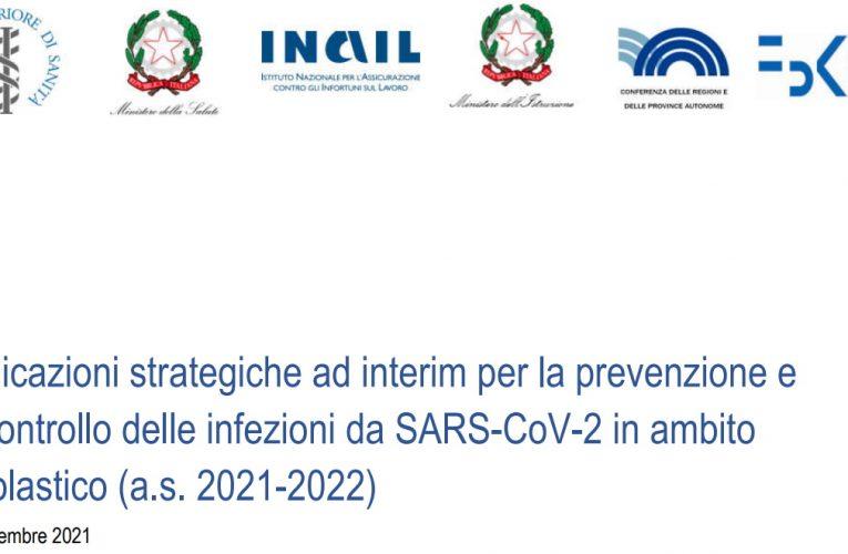 SARS-CoV-2 e Scuola