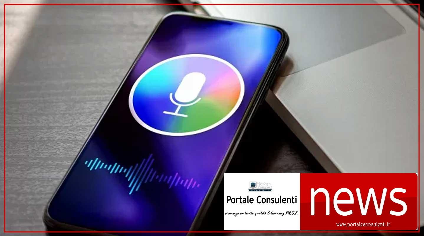 Smartphone: attenzione al microfono sempre acceso
